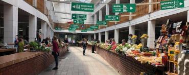 В Ужгороде рынок на Корятовича меняет часы работы