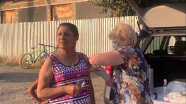 В Ужгороде началась массовая вакцинация ромских поселений