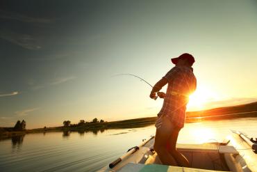 В Закарпатье запрет на рыбалку объявлен на неделю раньше, чем в других областях Украины