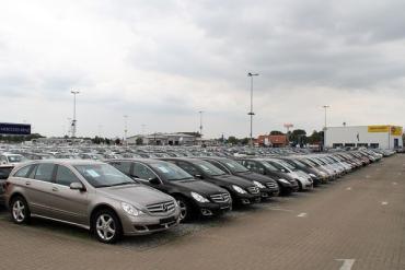 В Германии водители сбрасывают дизельные автомобили за бесценок