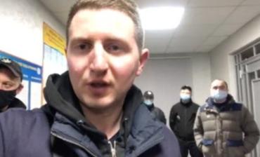 В Закарпатье активист-провокатор пытался устроить скандал на почве коронавируса