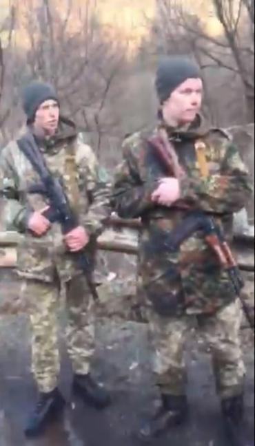 """В Закарпатье жители выступают против """"сетки"""" на границе с Румынией"""