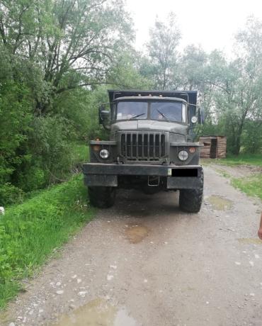 На Закарпатье в 30 метрах от румынской границы украинцы совершали преступление
