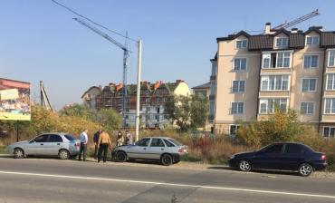 В Закарпатье произошло ДТП с возможным участием копов