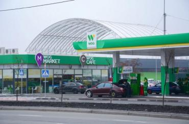 WOG network of gas filling complexes numbers about 450 objects in all regions of Ukraine