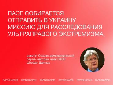 """В Европе призывают остановить насилие над активистами """"Партии Шария"""""""