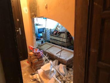 В Ужгороде сосед-псих не дает спокойно жить людям