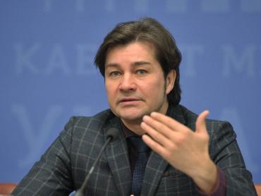 Псевдозабота Министра культуры Украины обернулась ему не той стороной