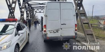 Роковое ДТП в Закарпатье: Секундное замешательство привело к моментальной смерти