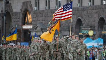 НАТО не прекратит конфликт между Украиной и Россией