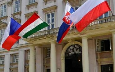 В ЕС бунтуют Венгрия, Чехия, Польша и Словакия