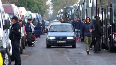 """На Закарпатье ситуация на границе очень похожа на """"жизнь в плену"""""""