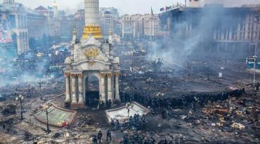 В Украине незаметно прошла годовщина государственного переворота