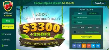 НетГейм - огромный ассортимент интересных игр