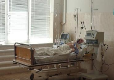 Начат сбор помощи на лечение пострадавшего бедолаги в ужасной аварии на Закарпатье