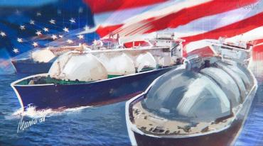 Каверзы газовой войны за Европу между США и Россией