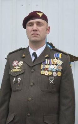Тяжелые ранения обеих ног: Командир 128-й бригады из Закарпатья подорвался на мине во время обхода