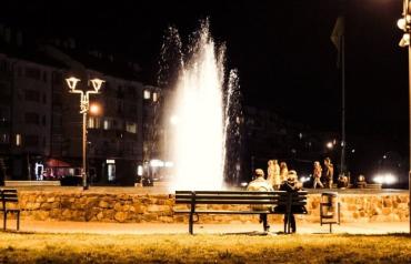 В Мукачево возле фонтана искали взрывчатку