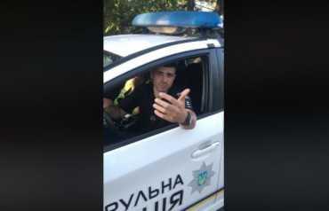 Новый скандал: В Закарпатье полицию очень заинтересовал инцидент с элитным авто на одном из КПП
