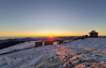 Где в Закарпатье уже зафиксировали температуру -12°