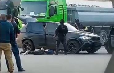 В Закарпатье СБУ задержала четверых любителей киднеппинга