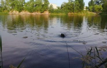 В Закарпатье по реке плавала мертвая женщина