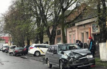 В Закарпатье утро началось с разрушительного ДТП