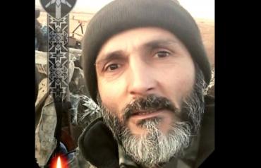Сепаратисты расстреляли грузинского добровольца из 128 Закарпатской бригады