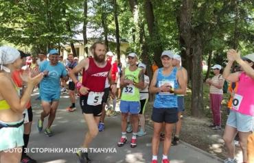 Aндрій Трaчук стaв Чемпіоном Укрaїни нa дистaнції бігу зa дві доби