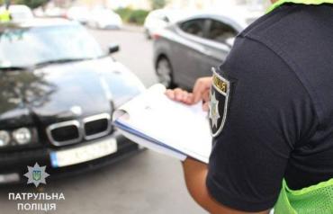 В Закарпатье пьяные водители пополнили кассу полиции на пол миллиона гривен