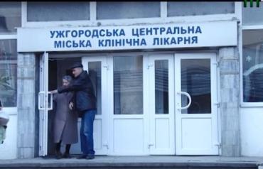 Поножовщина в ночном клубе Ужгорода: два человека забрали в больницу