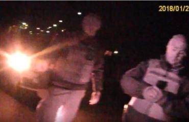 Патрульные Мукачево показали как проходят их дежурства (ВИДЕО)
