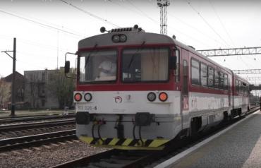 В Закарпатье протестировали долгожданный поезд из Словакии