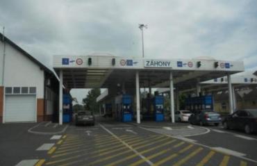 В Закарпатье на всех КПП с Венгрией нет очередей