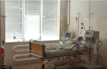 Пострадавший в ДТП на Закарпатье Александр Костюк буквально борется за свою жизнь