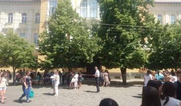 В Закарпатье аноним сообщил о новой серии заминирований