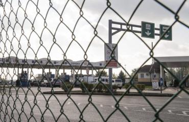 На границе в Закарпатье полицейский покончил жизнь самоубийством