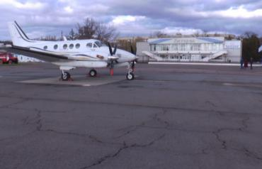 Регулярное авиасообщение между Ужгородом и Киевом может прекратиться