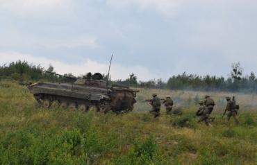 В Закарпатье военные 128-й бригады объяснили ситуацию со взрывами