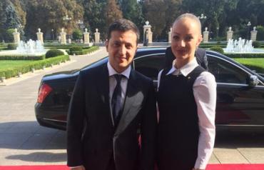 Преподавательница из Закарпатья переводила Зеленскому слова президента Словакии