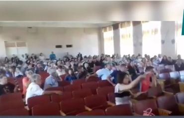 В Закарпатье радио вышка, якобы, угрожает жизни школьников