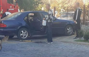 ДТП в Мукачево: Водитель оказался бывшим работником ГАИ