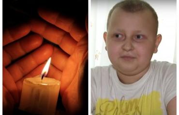 Пришли не только родные: В Закарпатье провели панихиду по умершему 12-летнему мальчика