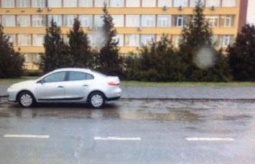 В Ужгороде возле гимназии сбили 14-летнего мальчика