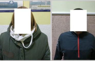 На Закарпатье грабители в масках и экипировке налетели на магазин