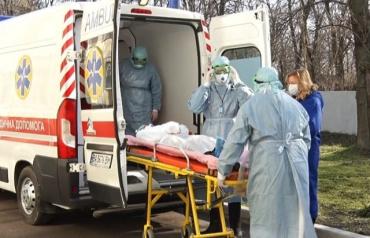 Подозрение на коронавирус: В Закарпатье местного жителя изолировали в специальный бокс