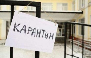 В Закарпатье все садики, школы и университеты закрываются на карантин