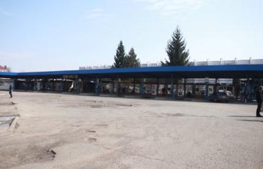 В Закарпатье остановили движение любых рейсовых автобусов