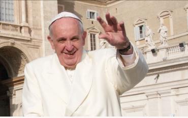 Папа Римський Франциск їде до Словаччини