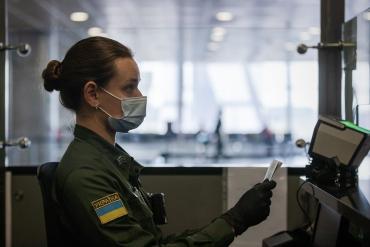 В Украине изменили правила пересечения границы для иностранцев и самих граждан